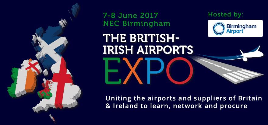 British-Irish Airports EXPO 2016