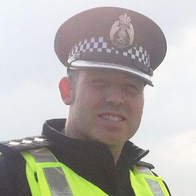 Chief Inspector Paul McDonald