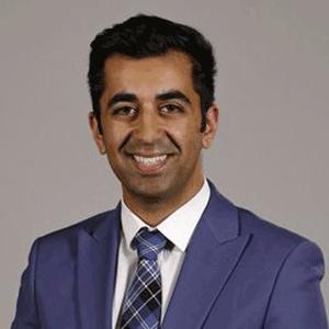 Humza Yousaf MSP