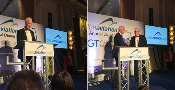 British Aviation Group Dinner image 02 2018-09-27